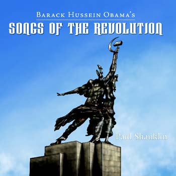 Songs of the Revolution CD cover